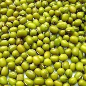 Organic Mung Beans