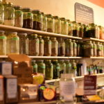 Organic superfood storage