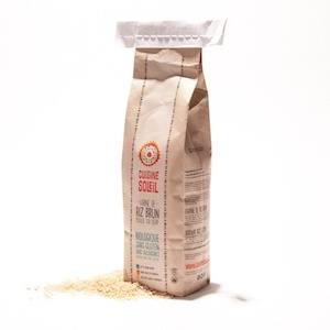 Cuisine soleil organic brown rice flour eternal abundance for Cuisine soleil