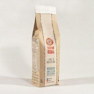 Cuisine soleil organic coconut flour eternal abundance for Cuisine soleil