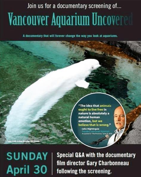 Vancouver Aquarium Uncovered